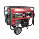 Generator pe Benzina Elefant ZH 6500E, Monofazat, 5,5 kW, 230 V, 1 Cilindru, 4 timpi, Racire cu aer, Pornire electrica