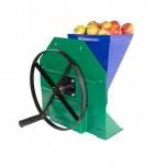 Razatoare manuala Vinita cu disc + fulie motor, Razatoare fructe/radacini