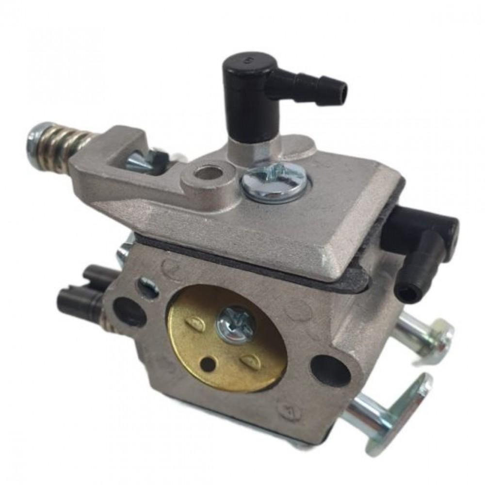 Carburator de drujba China 4500/5200, 2 orificii plastic