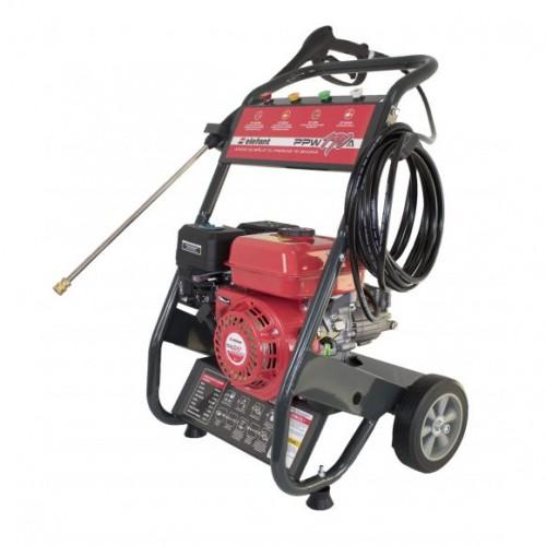 Aparat de spalat cu presiune pe benzina Elefant PPW 190A, 6.5 CP, 165 bari, 3600 rpm, Accesorii
