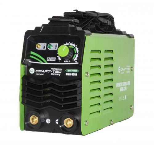 Invertor sudura Craft-Tec 320A, 320Ah, MMA