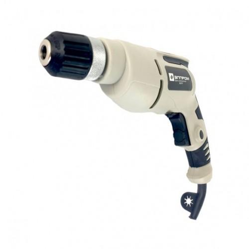 Bormasina Elprom ED-570, 0-2800 rpm variator, 570W, mandrina 10mm, cu nivela, Model 2021