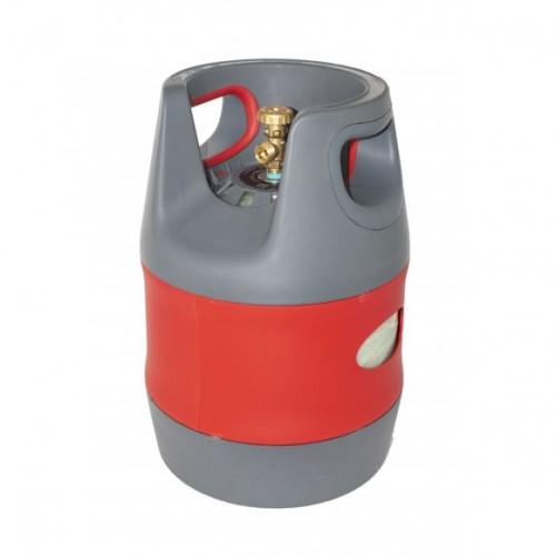 Butelie compozit GPL 18 litri din fibra de sticla, Cehia, Usoare si Dure