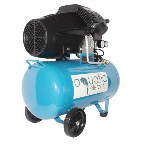 Compresor Aquatic Elefant YV2050, 50 Litri, 8 bari, 2850 rpm, 2 CP