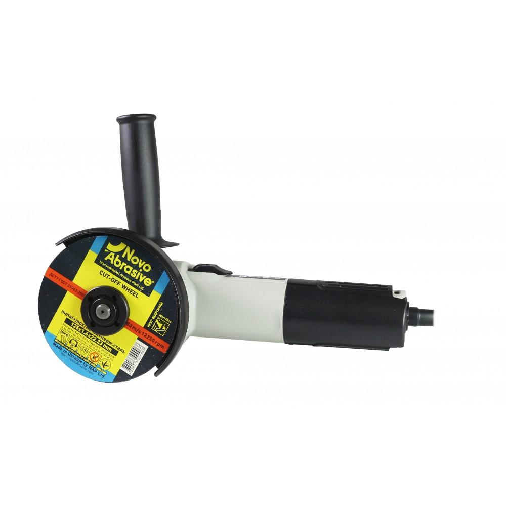 Flex Polizor Unghiular Elprom EMSU 880-125, 880 W, 11000 RPM, 125 mm, Rusia