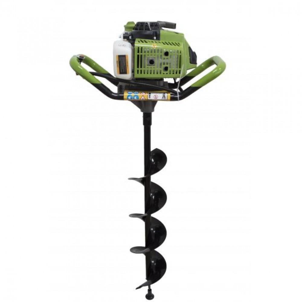 Motoburghiu pamant PROCRAFT GD68, 3.0 CP, 9000rpm + Burghiu 150x800 mm