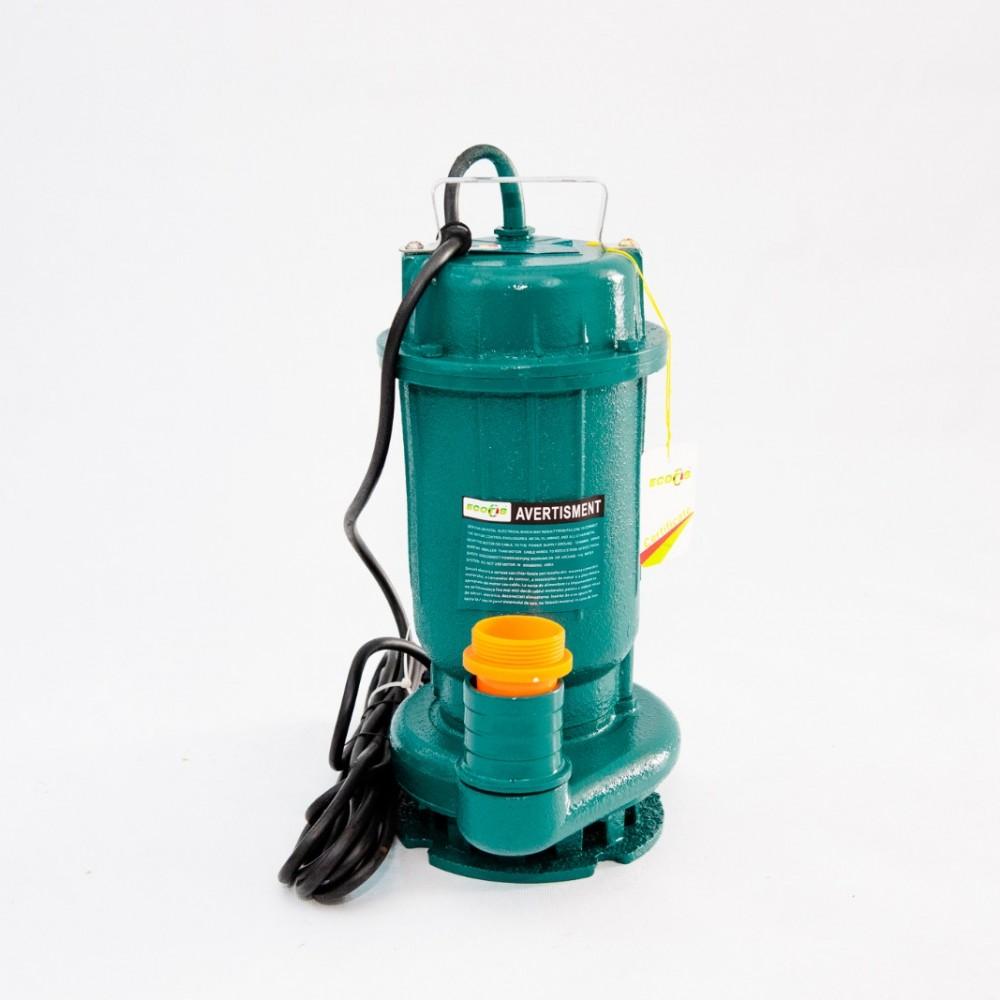 Pompa submersibila, ECOTIS  WQD10-12-2.5, apa murdara, 2500 W