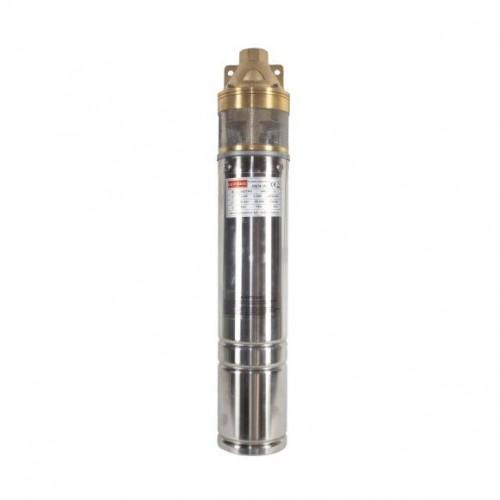 Pompa submersibila Kratos 4SKM-150, 1.5 CP, 41l/min, Turbina dubla, Cupru