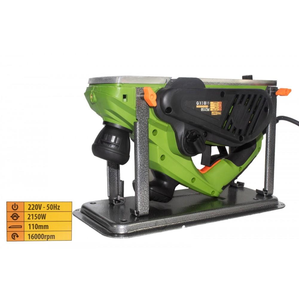 Rindea Electrica cu masa Procraft PE 2150