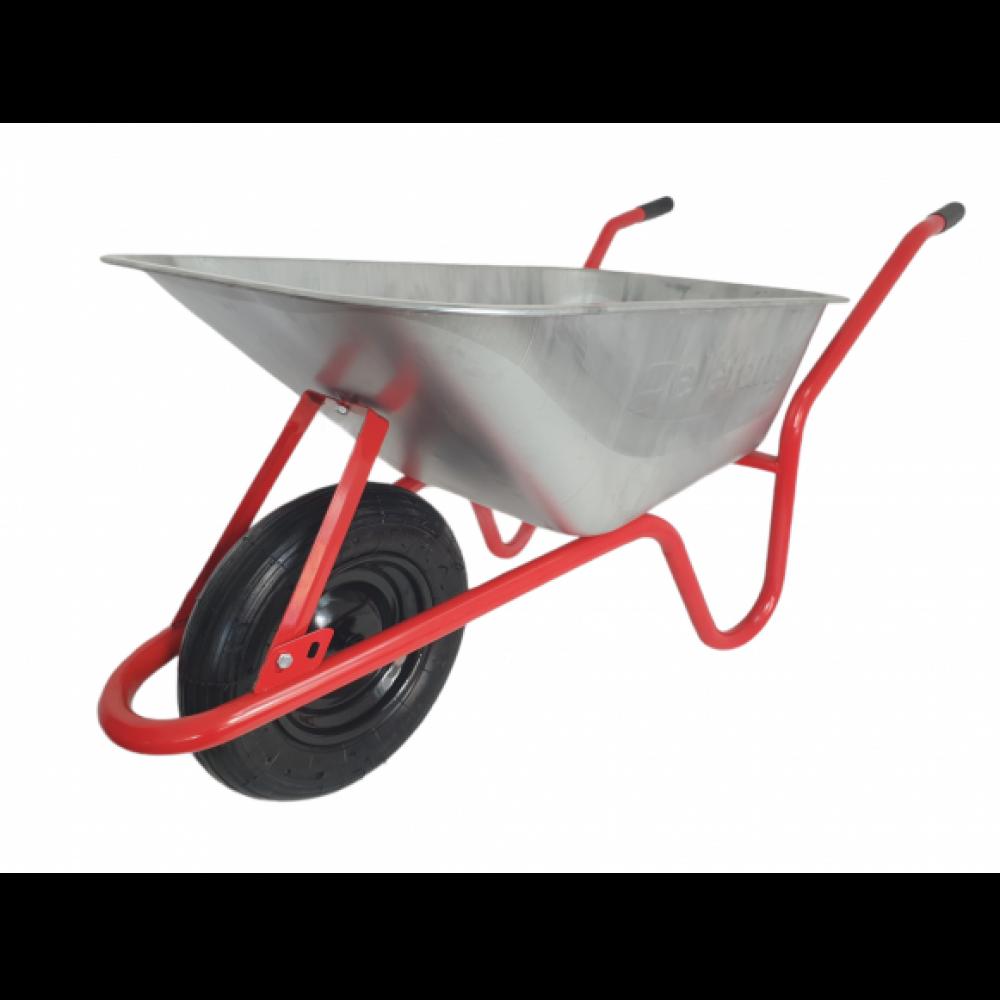 Roaba Elefant Tip1, Capacitate 100L, Cadru simplu, Cuva galvanizata, Model 2021