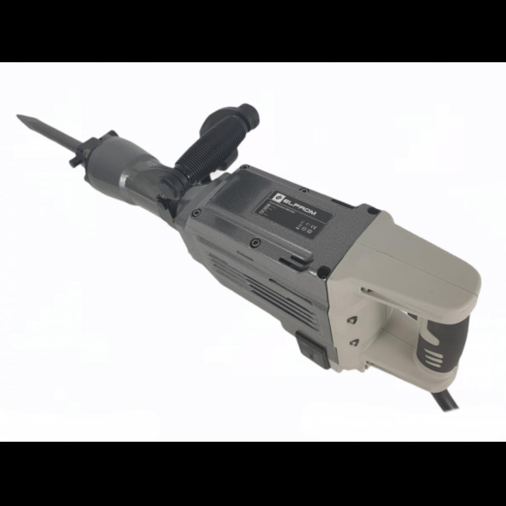 Ciocan demolator, pichamer Elprom EMO 2200, 2.2 kW. 47 J, 1400 lovituri/minut