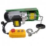 Troliu electric palan Procraft TP1000, 1000W, cu kit montare Greutate 1000kg