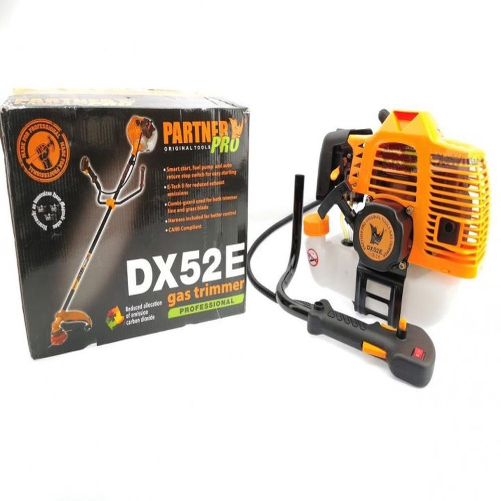 Motocoasa Partner PRO DX 52E 3 accesorii +ham dublu