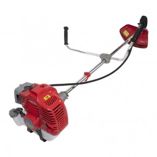 Motocoasa benzina IjMash BKI 4300, 4.3 kW, Doi Timpi, 9000rpm, accesorii incluse