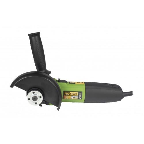 Polizor unghiular/Flex Procraft PW1100E, variator incorporat, 1100W, 12000rpm