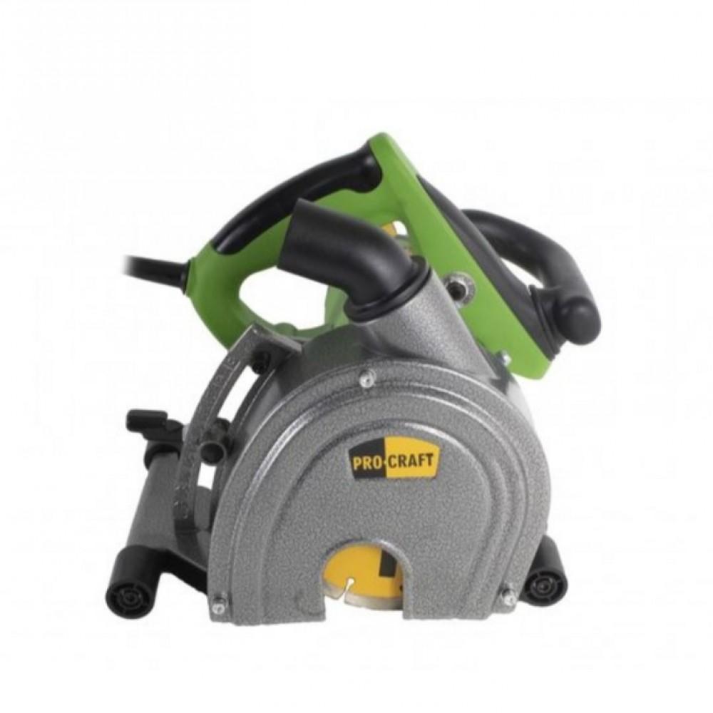 Masina pentru canelat Procraft PM 2500-230, 2500W, 4500rot/min ,150mm