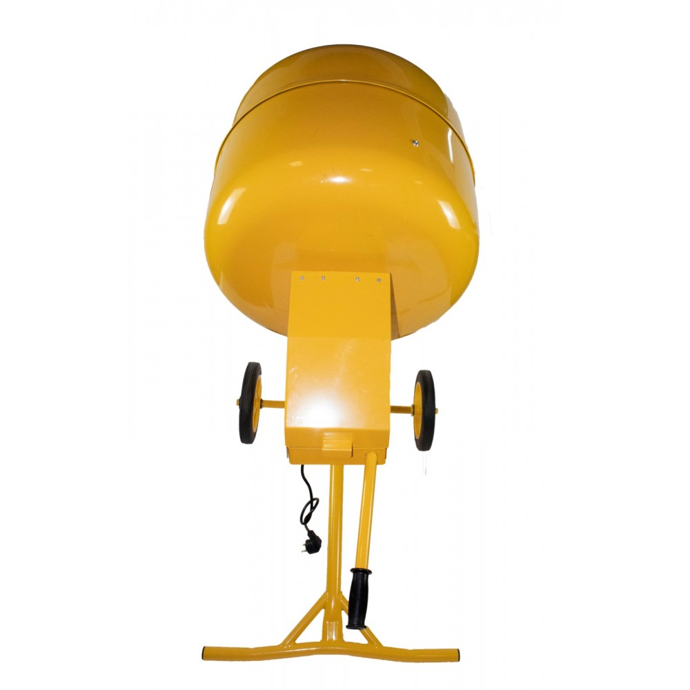 Betoniera/Malaxor Profesionala TEMP RCM 800, 1250 W, 225 L, Reductor, Transmisie pe grup