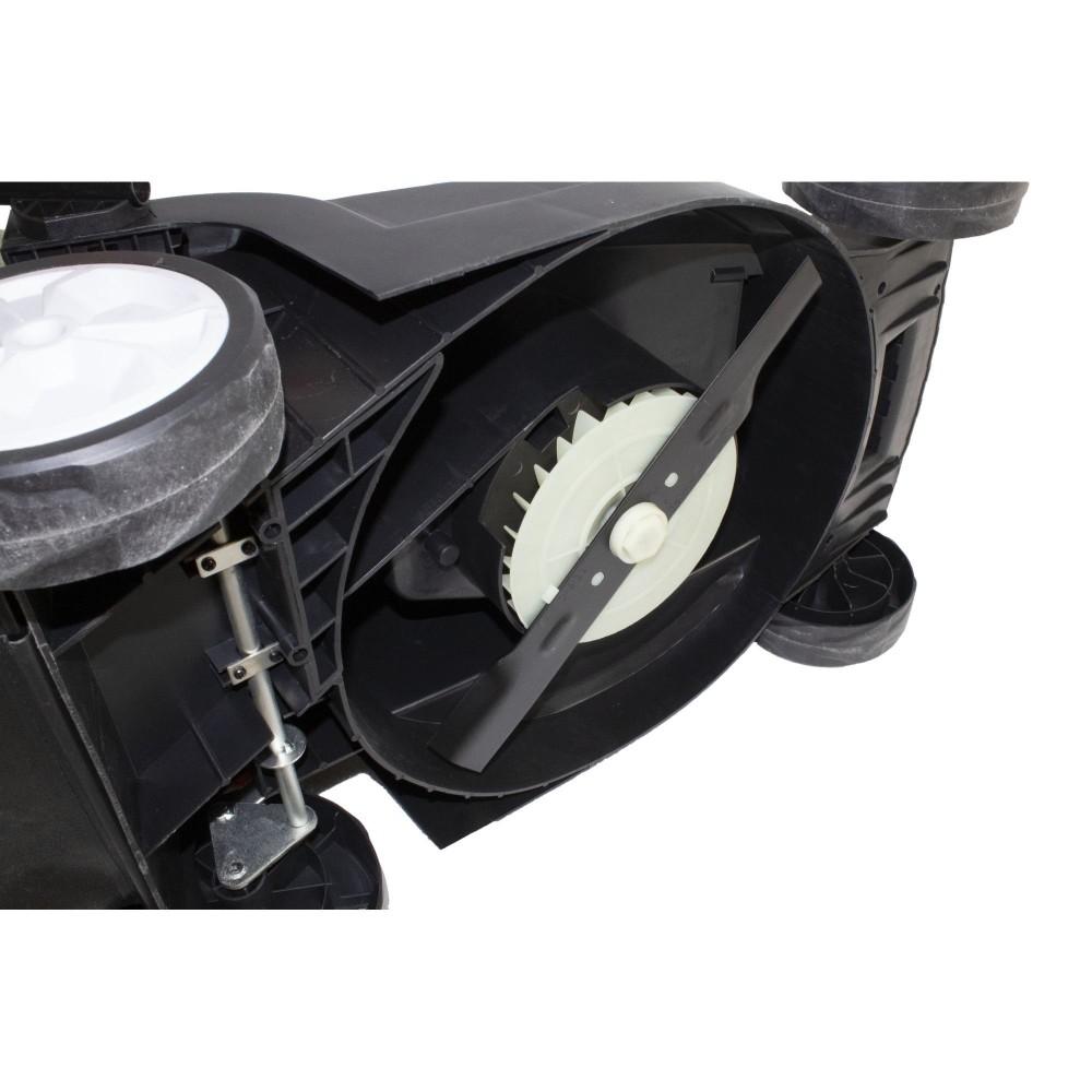 Masina tuns iarba Procraft NM1800, Electrica, 1800W, 3500 rot/min, 50 litri, Latime taiere 360 mm, Model 2020