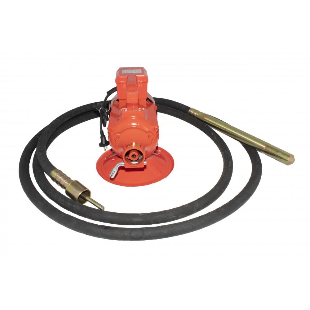 Vibrator beton ZN-70, 1.5kW, 2840rpm, lance 40cm